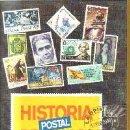 Sellos: HISTORIA POSTAL DE MALAGA. 1850-2000.SELLOS METALICOS Y POSTALES HISTORICAS. A-LMAL-271. Lote 160866286