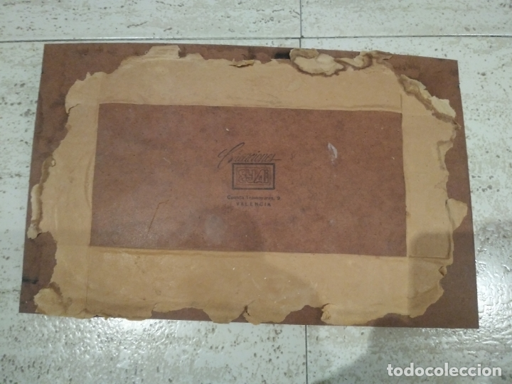 Sellos: Chapa de aluminio sellos correos 1853/ 52 - Foto 2 - 173530467