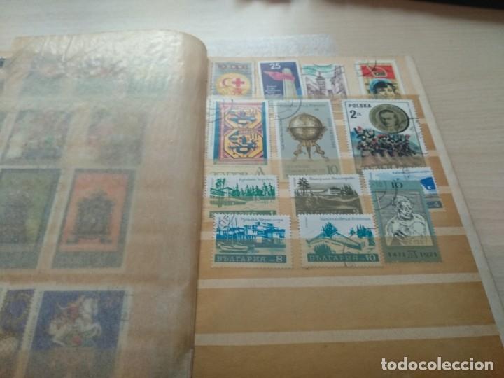 Sellos: Álbum de sellos variado con sellos mata sellados. - Foto 5 - 174053234