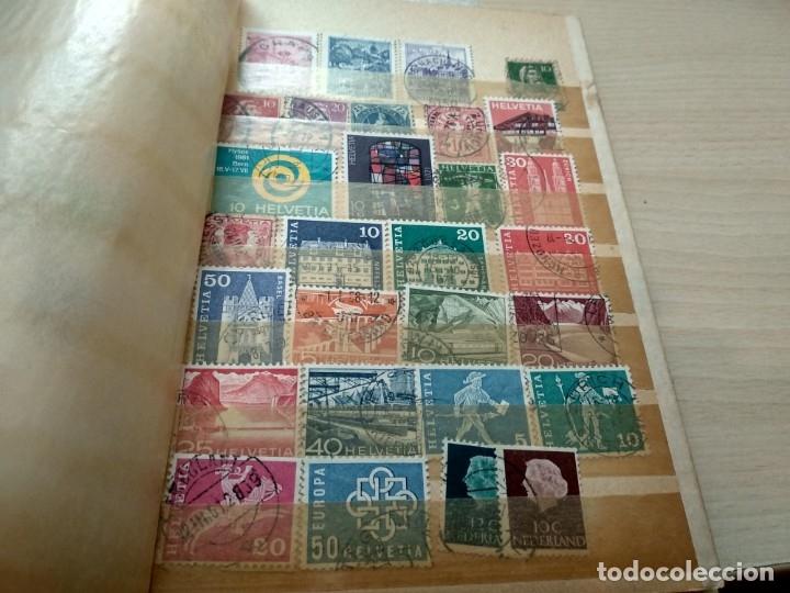 Sellos: Álbum de sellos variado con sellos mata sellados. - Foto 17 - 174053234
