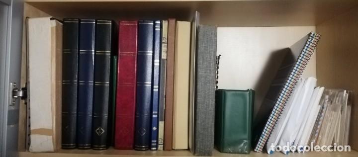 SELLOS ANTIGUOS. GRAN COLECCIÓN DE SELLOS (MÁS DE 15000) CON TODAS LAS FOTOS DE LA COLECCIÓN. (Sellos - Material Filatélico - Otros)