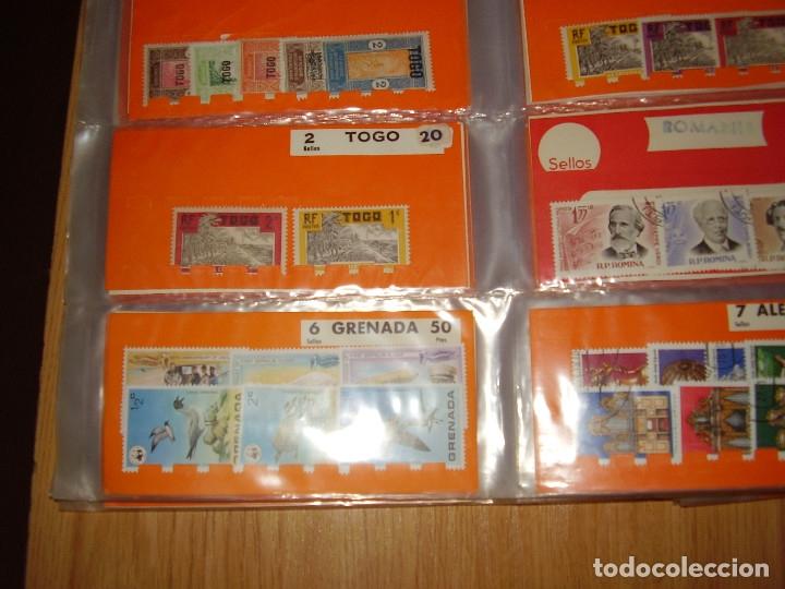 Sellos: COLECCION DE SELLOS DE TODO EL MUNDO - Foto 23 - 187430522