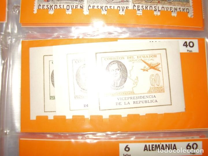 Sellos: COLECCION DE SELLOS DE TODO EL MUNDO - Foto 25 - 187430522