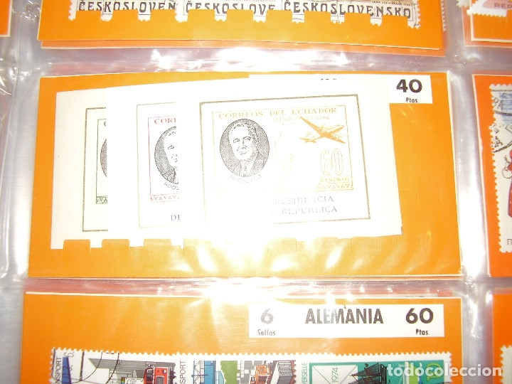 Sellos: COLECCION DE SELLOS DE TODO EL MUNDO - Foto 26 - 187430522