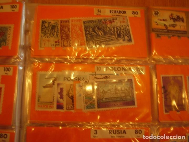 Sellos: COLECCION DE SELLOS DE TODO EL MUNDO - Foto 4 - 187430522