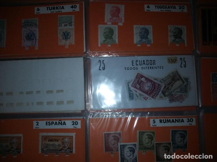 Sellos: COLECCION DE SELLOS DE TODO EL MUNDO - Foto 11 - 187430522