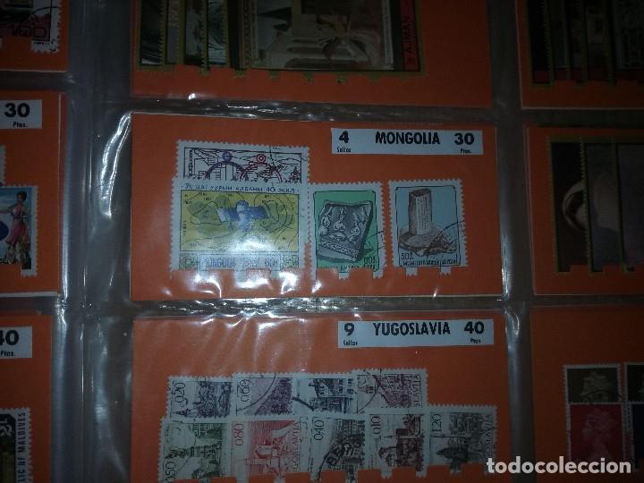 Sellos: COLECCION DE SELLOS DE TODO EL MUNDO - Foto 13 - 187430522