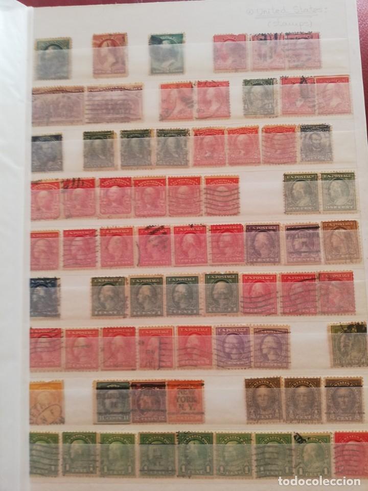 Sellos: Sellos antiguos. Gran Colección de Sellos (Más de 15000) Con todas las fotos de la colección. - Foto 3 - 174471534