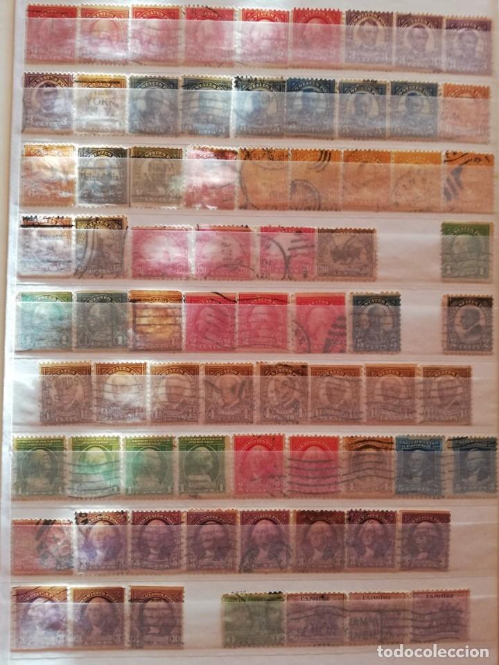 Sellos: Sellos antiguos. Gran Colección de Sellos (Más de 15000) Con todas las fotos de la colección. - Foto 4 - 174471534