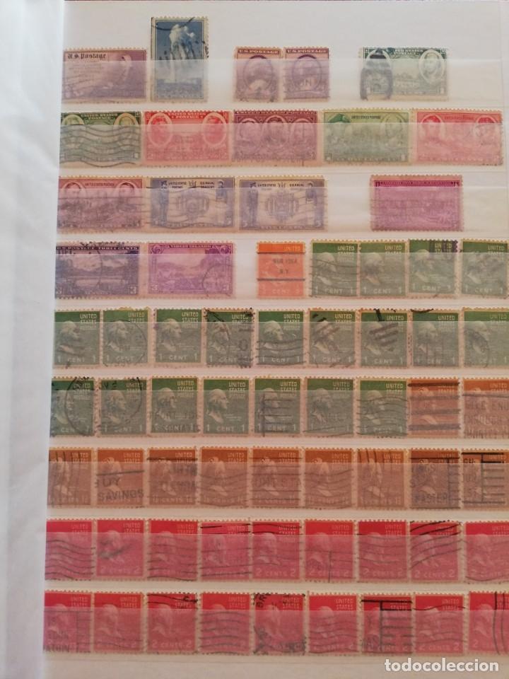 Sellos: Sellos antiguos. Gran Colección de Sellos (Más de 15000) Con todas las fotos de la colección. - Foto 5 - 174471534