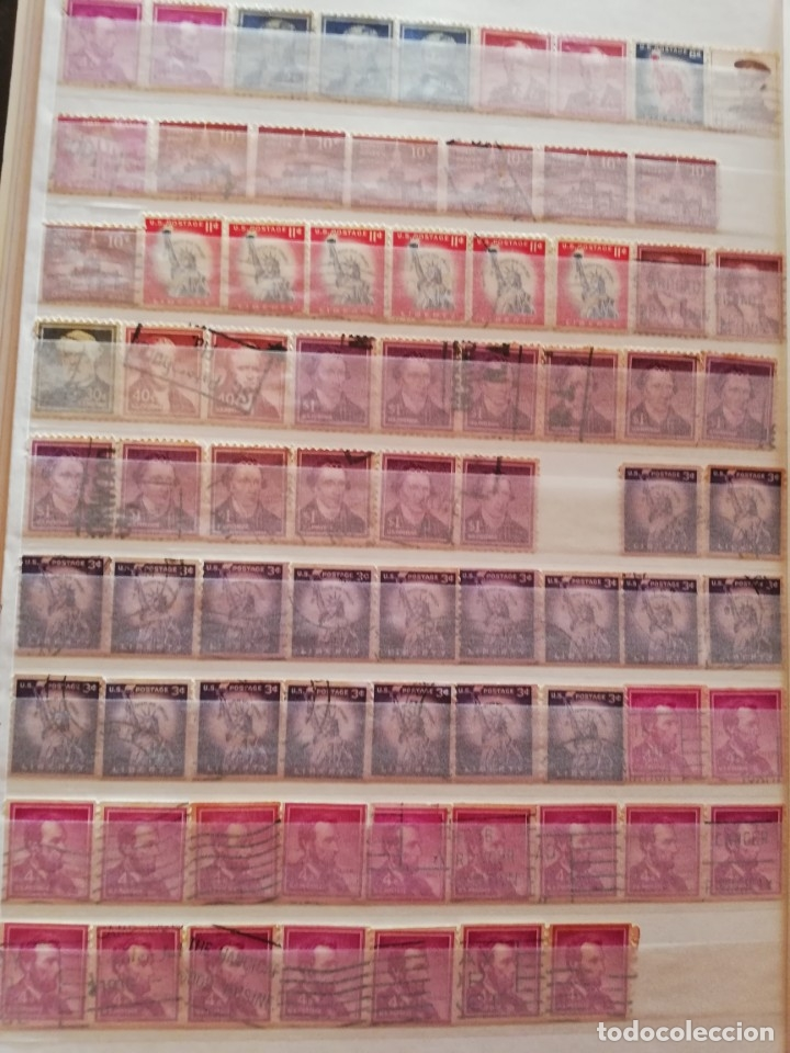 Sellos: Sellos antiguos. Gran Colección de Sellos (Más de 15000) Con todas las fotos de la colección. - Foto 12 - 174471534