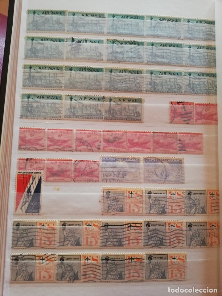 Sellos: Sellos antiguos. Gran Colección de Sellos (Más de 15000) Con todas las fotos de la colección. - Foto 17 - 174471534