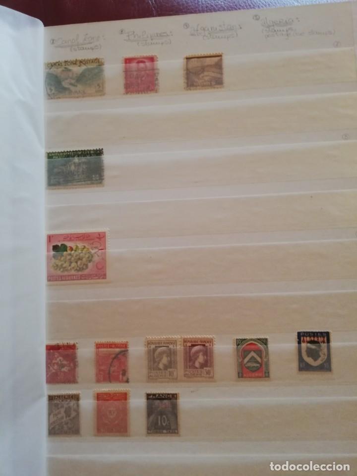 Sellos: Sellos antiguos. Gran Colección de Sellos (Más de 15000) Con todas las fotos de la colección. - Foto 22 - 174471534