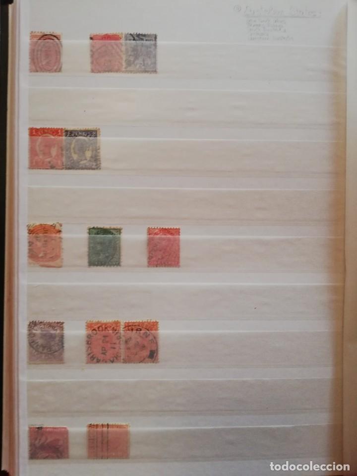 Sellos: Sellos antiguos. Gran Colección de Sellos (Más de 15000) Con todas las fotos de la colección. - Foto 25 - 174471534