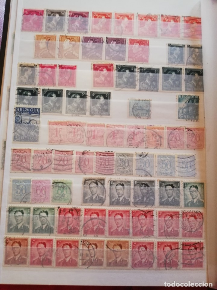 Sellos: Sellos antiguos. Gran Colección de Sellos (Más de 15000) Con todas las fotos de la colección. - Foto 33 - 174471534