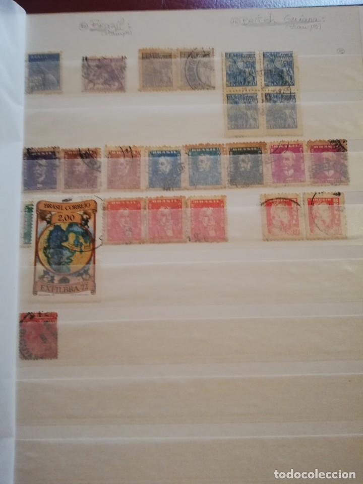 Sellos: Sellos antiguos. Gran Colección de Sellos (Más de 15000) Con todas las fotos de la colección. - Foto 38 - 174471534