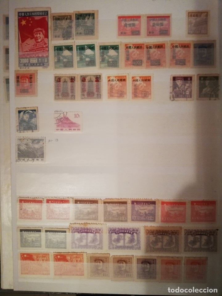 Sellos: Sellos antiguos. Gran Colección de Sellos (Más de 15000) Con todas las fotos de la colección. - Foto 54 - 174471534