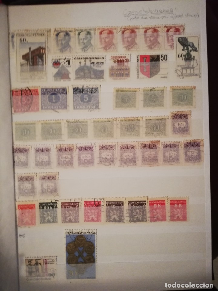 Sellos: Sellos antiguos. Gran Colección de Sellos (Más de 15000) Con todas las fotos de la colección. - Foto 63 - 174471534