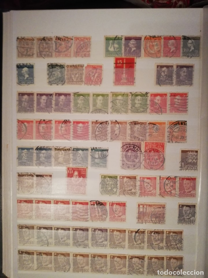 Sellos: Sellos antiguos. Gran Colección de Sellos (Más de 15000) Con todas las fotos de la colección. - Foto 66 - 174471534