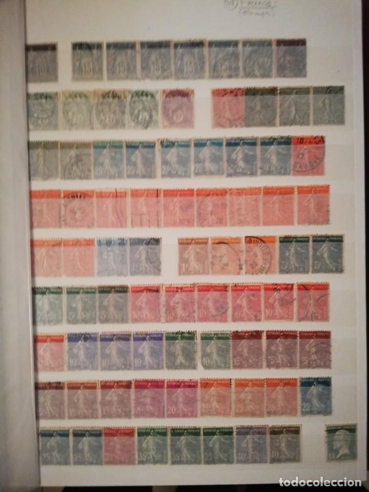 Sellos: Sellos antiguos. Gran Colección de Sellos (Más de 15000) Con todas las fotos de la colección. - Foto 75 - 174471534