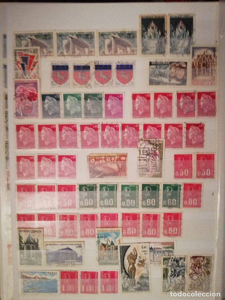 Sellos: Sellos antiguos. Gran Colección de Sellos (Más de 15000) Con todas las fotos de la colección. - Foto 79 - 174471534