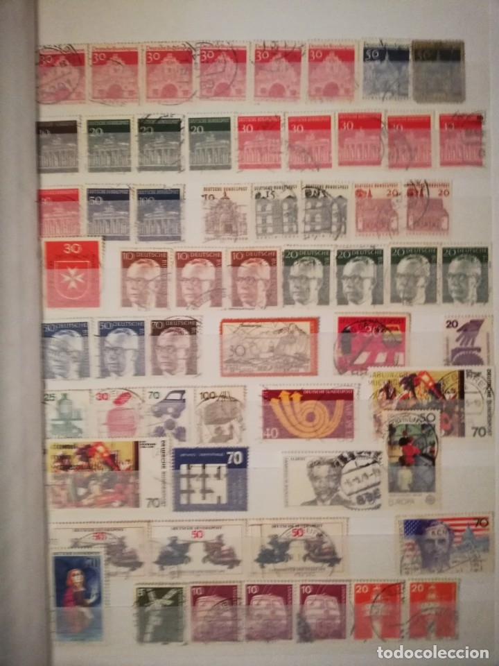 Sellos: Sellos antiguos. Gran Colección de Sellos (Más de 15000) Con todas las fotos de la colección. - Foto 88 - 174471534