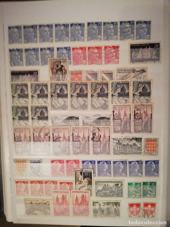 Sellos: Sellos antiguos. Gran Colección de Sellos (Más de 15000) Con todas las fotos de la colección. - Foto 98 - 174471534