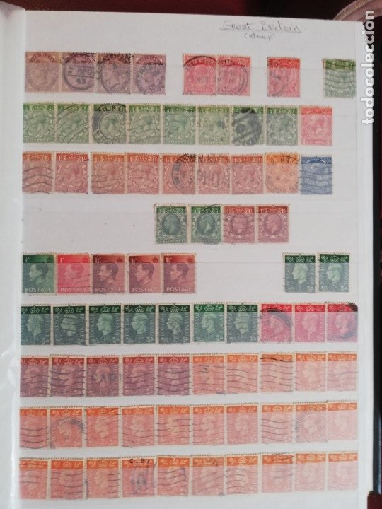 Sellos: Sellos antiguos. Gran Colección de Sellos (Más de 15000) Con todas las fotos de la colección. - Foto 100 - 174471534