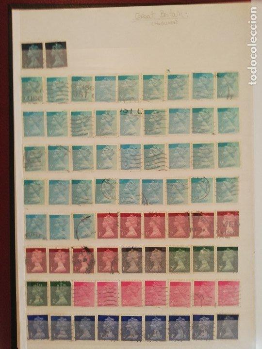 Sellos: Sellos antiguos. Gran Colección de Sellos (Más de 15000) Con todas las fotos de la colección. - Foto 109 - 174471534