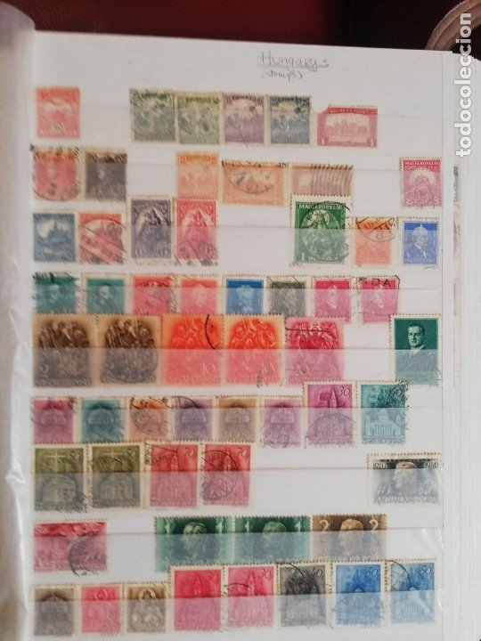 Sellos: Sellos antiguos. Gran Colección de Sellos (Más de 15000) Con todas las fotos de la colección. - Foto 126 - 174471534