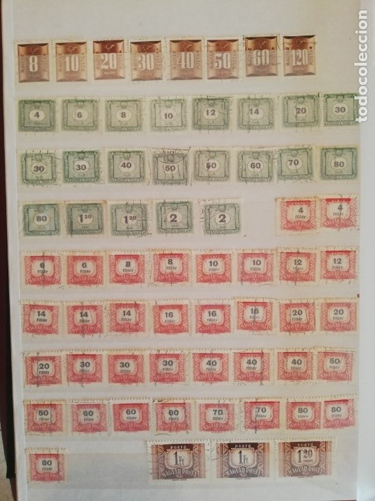 Sellos: Sellos antiguos. Gran Colección de Sellos (Más de 15000) Con todas las fotos de la colección. - Foto 137 - 174471534