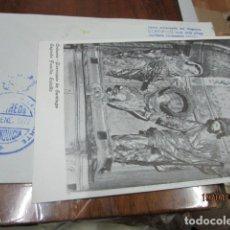 Sellos: CARTA ANTIGUA OBISPADO ORIHUELA ALICANTE ALICANTE FELICITACION SELLO OFICIAL. Lote 42926352