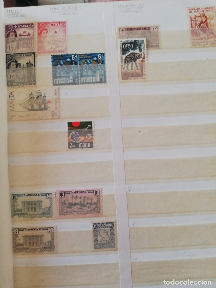 Sellos: Sellos antiguos. Gran Colección de Sellos (Más de 15000) Con todas las fotos de la colección. - Foto 177 - 174471534