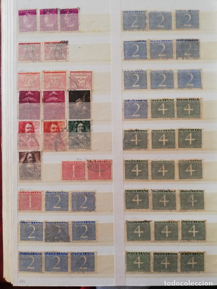 Sellos: Sellos antiguos. Gran Colección de Sellos (Más de 15000) Con todas las fotos de la colección. - Foto 184 - 174471534