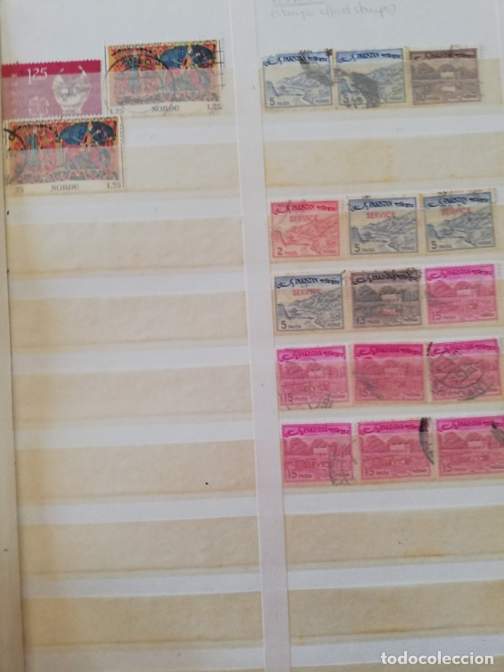 Sellos: Sellos antiguos. Gran Colección de Sellos (Más de 15000) Con todas las fotos de la colección. - Foto 197 - 174471534