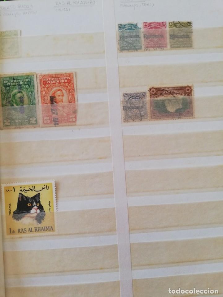 Sellos: Sellos antiguos. Gran Colección de Sellos (Más de 15000) Con todas las fotos de la colección. - Foto 208 - 174471534