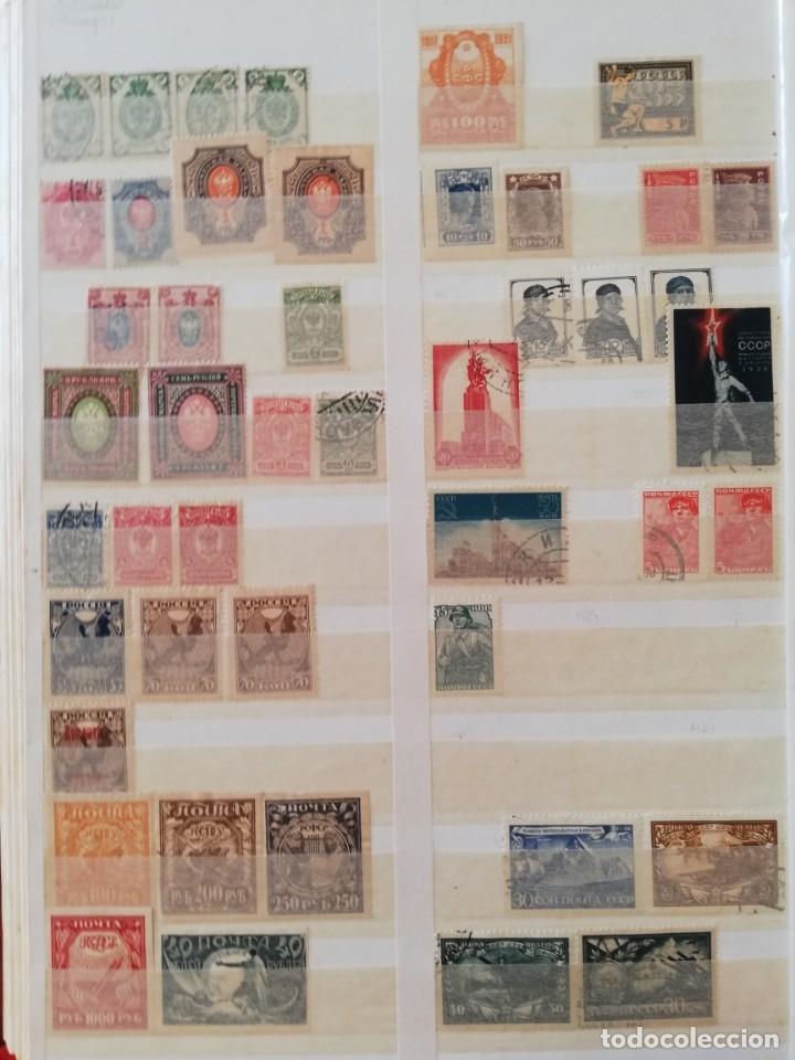 Sellos: Sellos antiguos. Gran Colección de Sellos (Más de 15000) Con todas las fotos de la colección. - Foto 213 - 174471534