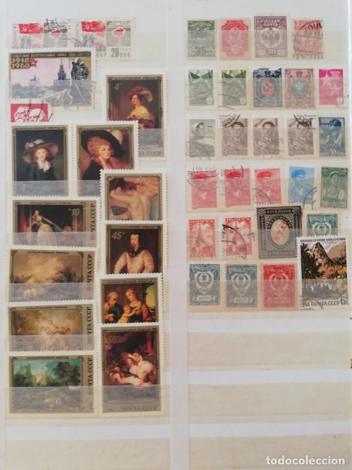 Sellos: Sellos antiguos. Gran Colección de Sellos (Más de 15000) Con todas las fotos de la colección. - Foto 217 - 174471534