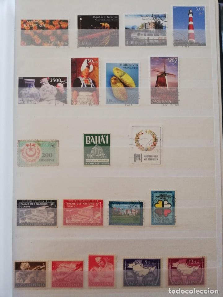 Sellos: Sellos antiguos. Gran Colección de Sellos (Más de 15000) Con todas las fotos de la colección. - Foto 237 - 174471534