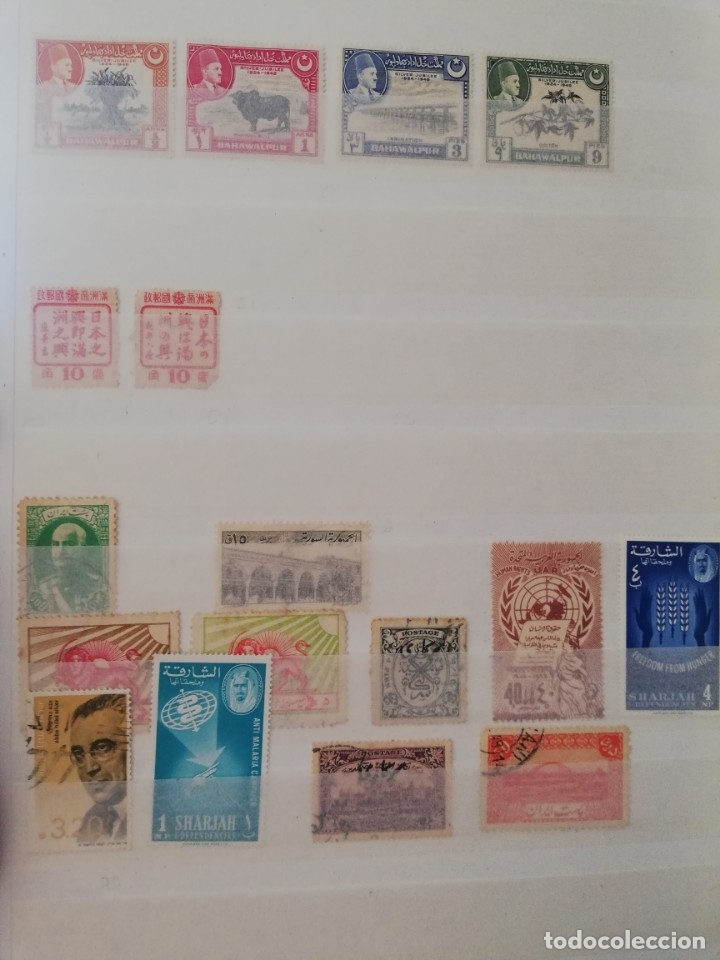 Sellos: Sellos antiguos. Gran Colección de Sellos (Más de 15000) Con todas las fotos de la colección. - Foto 238 - 174471534