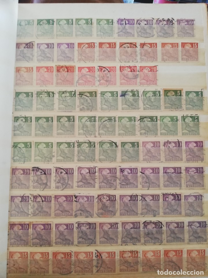 Sellos: Sellos antiguos. Gran Colección de Sellos (Más de 15000) Con todas las fotos de la colección. - Foto 268 - 174471534