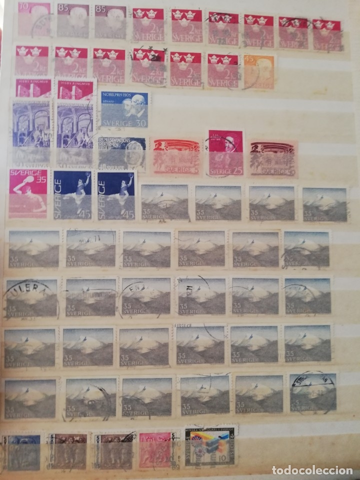 Sellos: Sellos antiguos. Gran Colección de Sellos (Más de 15000) Con todas las fotos de la colección. - Foto 275 - 174471534