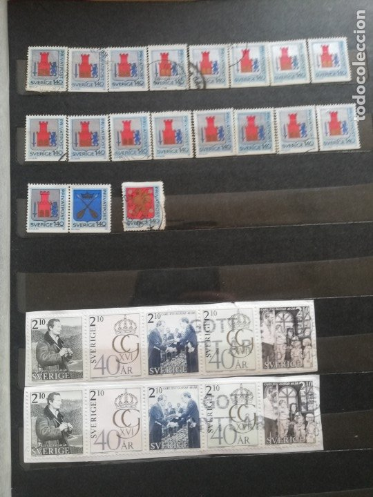 Sellos: Sellos antiguos. Gran Colección de Sellos (Más de 15000) Con todas las fotos de la colección. - Foto 320 - 174471534