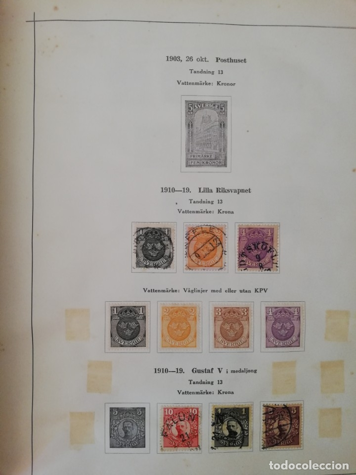 Sellos: Sellos antiguos. Gran Colección de Sellos (Más de 15000) Con todas las fotos de la colección. - Foto 350 - 174471534