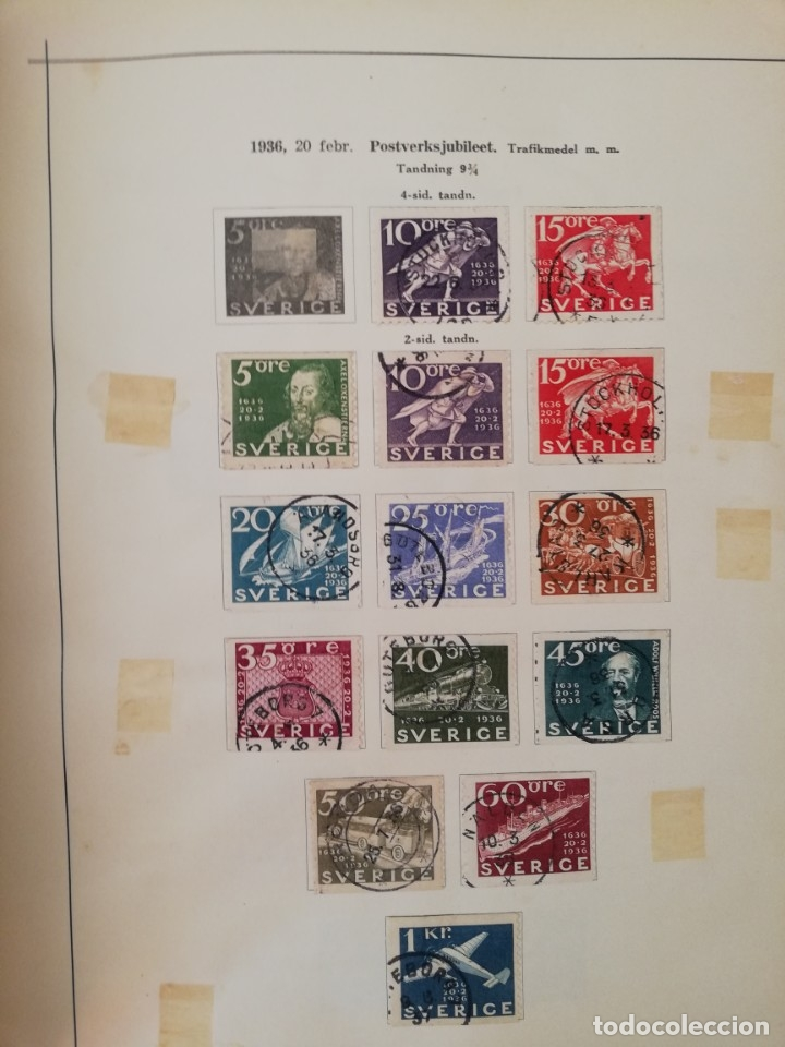 Sellos: Sellos antiguos. Gran Colección de Sellos (Más de 15000) Con todas las fotos de la colección. - Foto 376 - 174471534