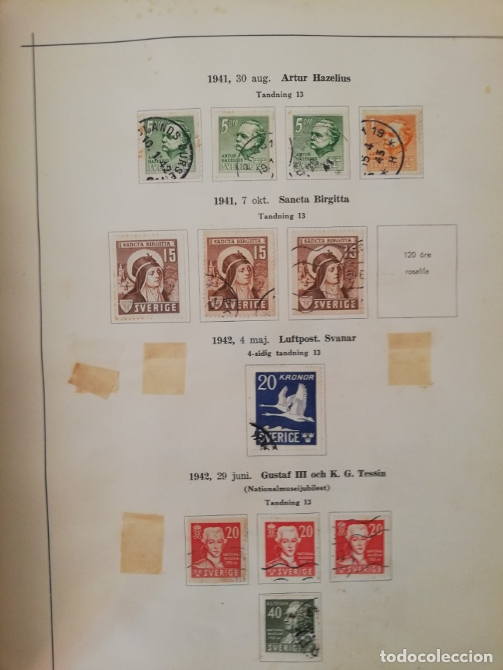 Sellos: Sellos antiguos. Gran Colección de Sellos (Más de 15000) Con todas las fotos de la colección. - Foto 420 - 174471534