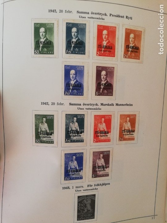 Sellos: Sellos antiguos. Gran Colección de Sellos (Más de 15000) Con todas las fotos de la colección. - Foto 462 - 174471534