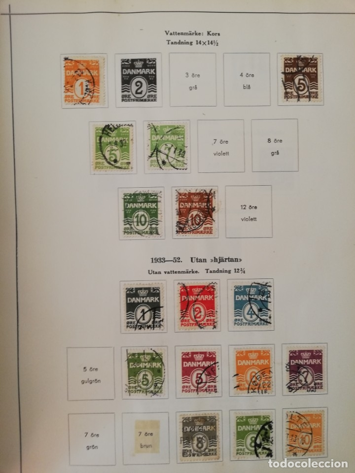 Sellos: Sellos antiguos. Gran Colección de Sellos (Más de 15000) Con todas las fotos de la colección. - Foto 464 - 174471534