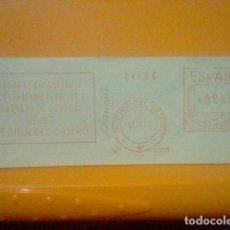 Sellos: MEDINA CAMPO MATASELLO RODILLO 1971 RECORTADO 14 CMS APROX LARGO. Lote 182879765