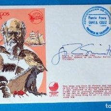 Sellos: SOBRE FRANQUEADO. GALAPAGOS ISLANDS. AÑO 1979. Lote 185750041